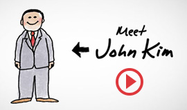 Meet John Kim video